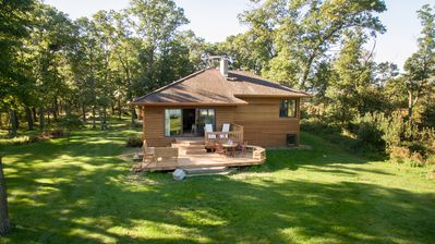 Private Peninsula With 3,000 Feet Of Lakeshore In The Heart Of Lake Country!