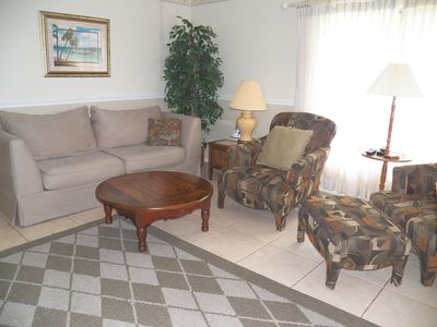 Punta Gorda house rental - LIVING AREA