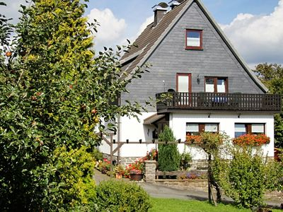 Pretty, comfortable holiday home in Langewiese near Winterberg.