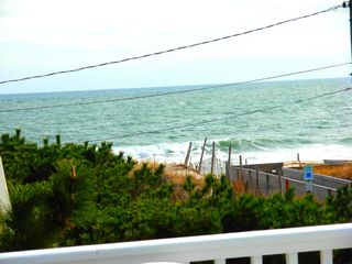 Harvey Cedars house photo - Ocean View from Deck 1