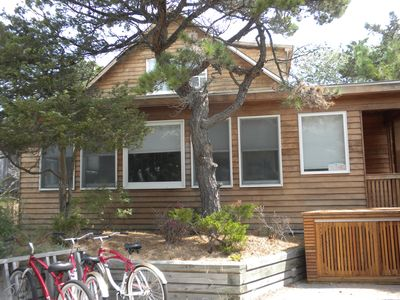 Ocean Beach house rental - Outside of house