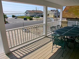 deck - Beach Haven townhome vacation rental photo
