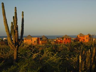 Todos Santos house photo - CalyCanto Casitas from Above