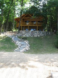 Eight Point Lake cottage rental