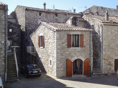 RUOMS Small Charming 2 * 16em the Heart of the Medieval Village