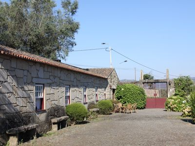 Historic & renovated cottage (14th century) - farm with swimming pool and castle