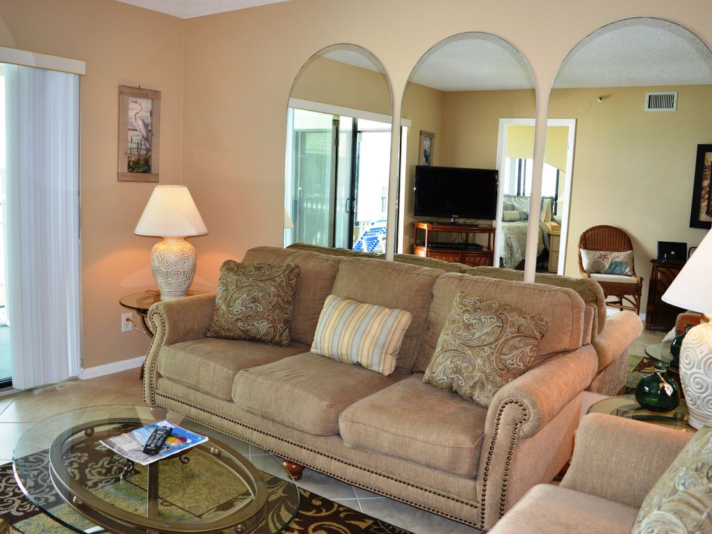 The jewel of St Pete Beach 2 bedroom 2 bathroom on the 5th Floor.