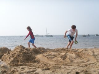 Madaket house photo - Sandcastles on Little Neck Beach