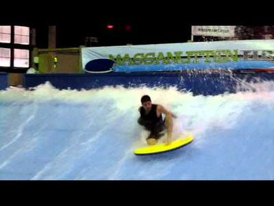 Massanutten house rental - The Flowrider in the Massanutten Waterpark