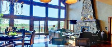 Sioux Falls cabin rental - Great room