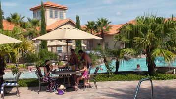 Tuscana Resort Relax and Enjoy a Drink at the Pool Side Bar