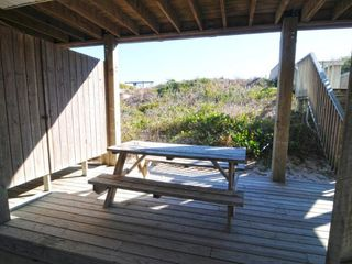 Surf City house photo - Oceanfront Picnic
