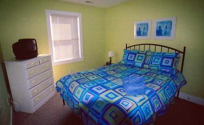 Michigan City house rental - Queen Bedroom #3