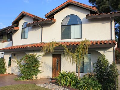 Castro Valley villa rental - West Coast Villa II luxury 3 bedroom San Francisco East Bay home