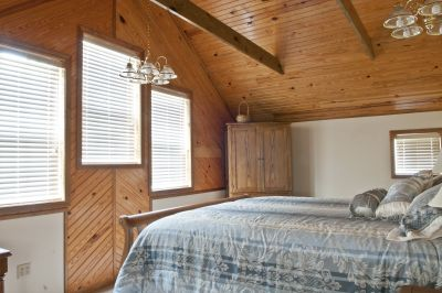Macks Creek cabin rental - Second Bedroom