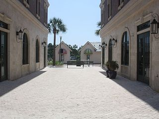 Seacrest Beach studio photo - The Villages has a variety of shopping and eating options just downstairs.