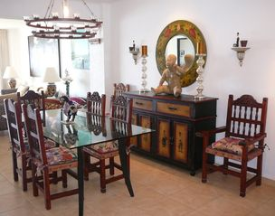 Puerto Vallarta condo photo - Dining for up to eight