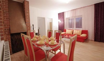Apartment 167 m from the center of Pressbaum with Terrace (397241)