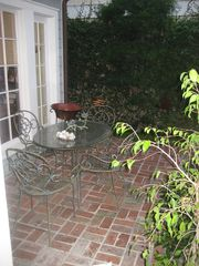 Naples house photo - Atrium patio