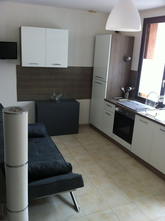 Holiday apartment, 35 square meters , Villeneuve-lcs-maguelonne, France