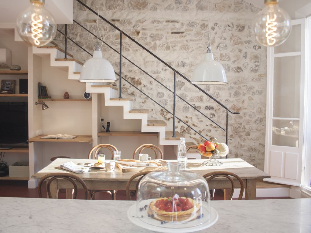 Maison du Village: Newly Renovated Town-house On Quiet Street In ...