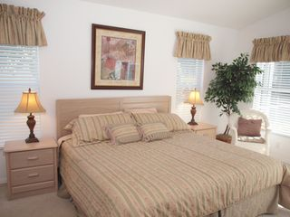 Briarwood Naples house photo - master suite in this vacation rental