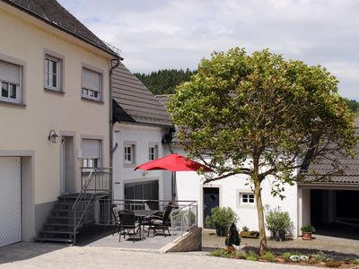 Family-friendly holiday home in the volcanic Eifel