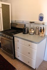 Tucson bungalow photo - Kitchen complete with pots, pans, small appliances, new stainless gas stove