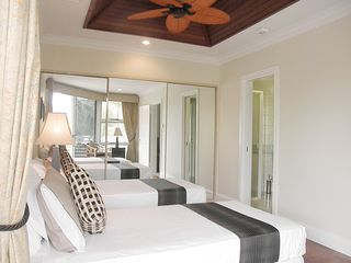 Clifton Beach villa photo - 2nd Bedroom - With Large Ensuite Bathroom (Singles or King)