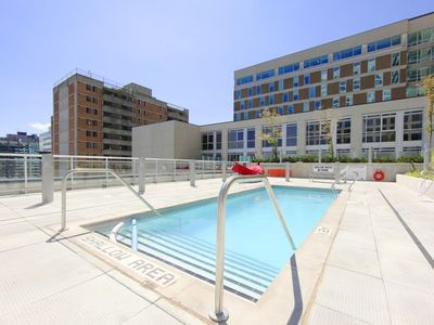 1 Bdr Furnished & Equipped in Downtown, Modern & Comfy, Swimming Pool