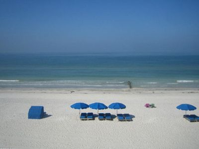 Madeira Beach condo rental - View from Balcony