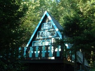 Windham chalet rental - Gingerbread House