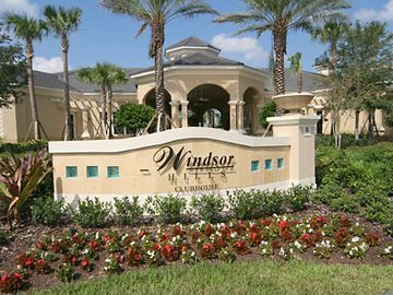 Gated, premiere resort with the closest location to Disney property main gate!
