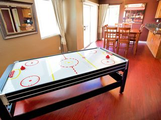 Las Vegas house photo - Air Hockey table.