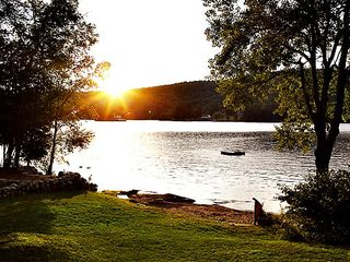 Brant Lake farmhouse photo - Fantastic Sunsets