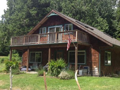 Private Dog Ranch on Whidbey Island