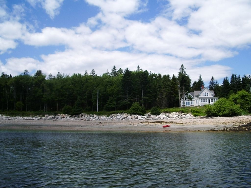 Charming Waterfront House With Gorgeous View Vrbo