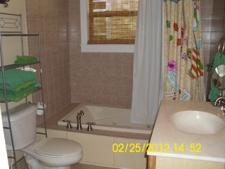 Tybee Island house photo - Full bath