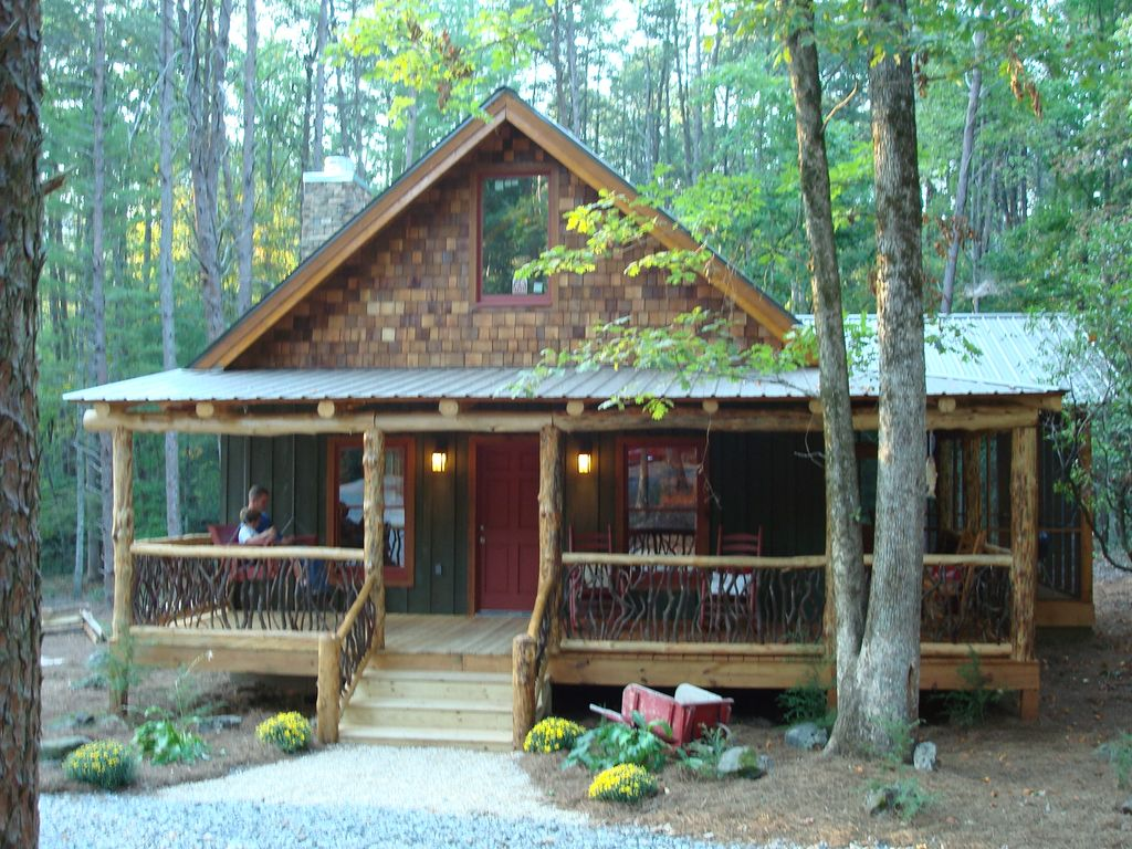 Helen Cabin Rental From 89 Night Stunning Cabin Hot