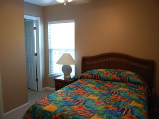 Surfside Beach house photo - Upstairs Middle Bedroom Full Bed with Private Shower