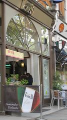 Richmond & Kew apartment photo - Dont miss our favourite local Cafe, Cafe Torelli with great coffee and pastries!