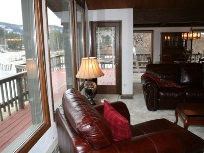 Sandpoint house rental - Wonderful Views from Upstairs