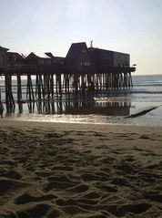 Old Orchard Beach house photo - The Pier in Old Orchard Beach just after sunrise