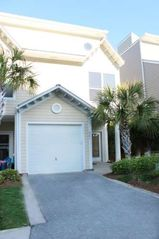 Beach Pointe townhome photo - Front of Beach Pointe 303 Over 1850 Sqft in all