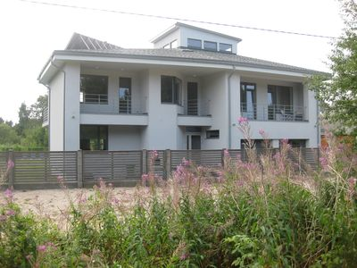 House and comfortable rooms close to beach near Jurmala