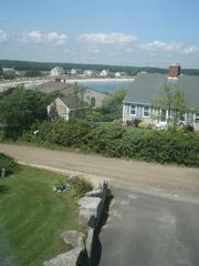 Biddeford house photo - Looking Left From Home; Barn Cove & Little Beach
