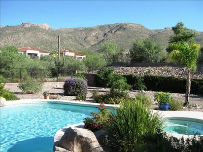 Beautiful Mountain Views  by Your Private Pool/Spa