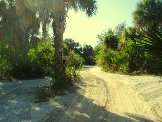 Little Gasparilla Island house photo - Sandy Paths