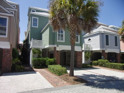 Dewees Island house rental - .