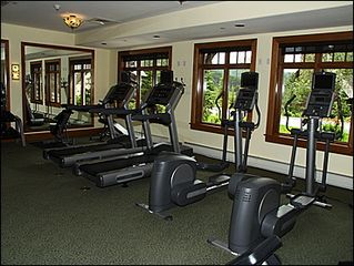 Avon condo photo - Work Out Facility with View